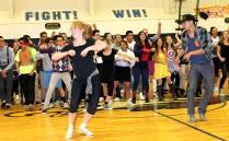 Seniors Last Dance off