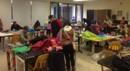 Fall Fashion Camp in full speed